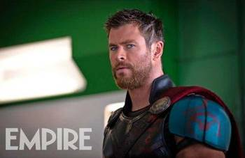 empire杂志发布《雷神3》锤哥新造型图片