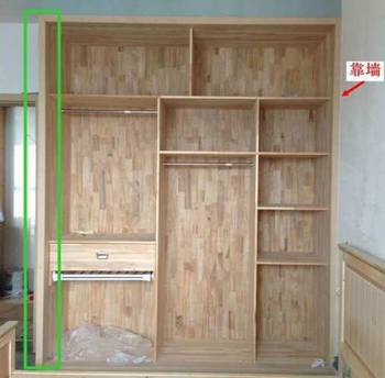 北京装修工地实拍形彩装修大量木工作品工艺展示
