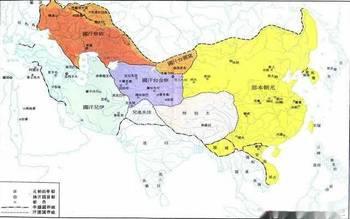 蒙古帝国疆域最大面积是多少