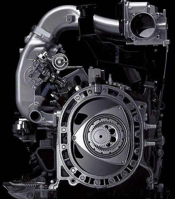 转子发动机,一种没被尊重的发动机!