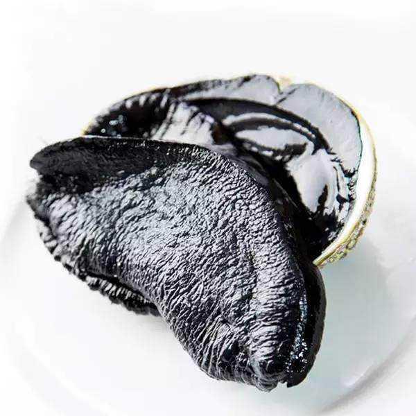 黑鲍鱼_新西兰国宝『黑金鲍』,别怪我太黑,那是一般鲍鱼没有的矜贵