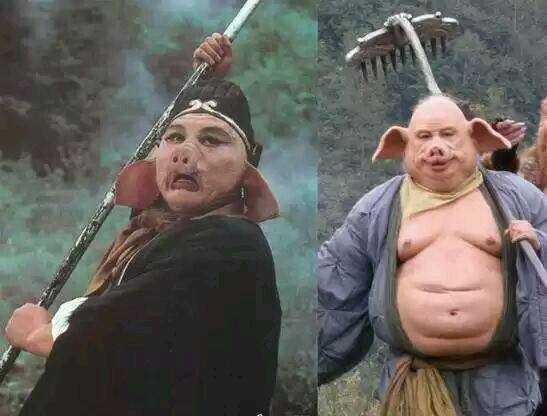 西游记:猪八戒竟然是一只野猪精?