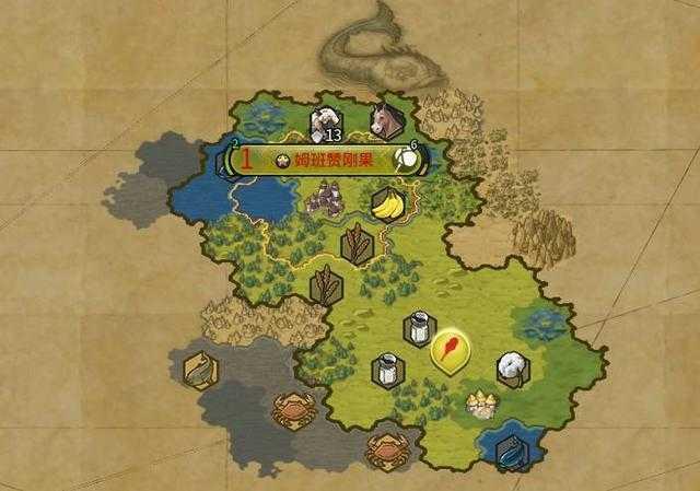 《文明6》的羊皮纸地图上,为啥有辣么多海怪?图片