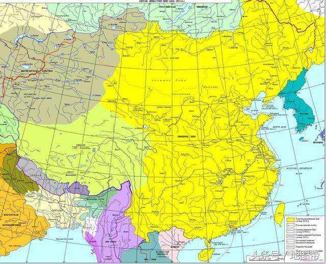 俄国一直是一个侵略性贼强的国家,其种族战斗力也是抢到没朋友 俄罗斯是侵占中国领土最多的国家。不到七十年,就从中国夺取一百六十多万平方公里的土地,还把外蒙古从中国版图里分离出去。  和欧美学者一样,俄罗斯人也是以商朝为中国历史的开端、完全否认夏朝的存在。而且,他们对商周的研究比较落后,仅仅简单描述一下就进入春秋战国。 图2.
