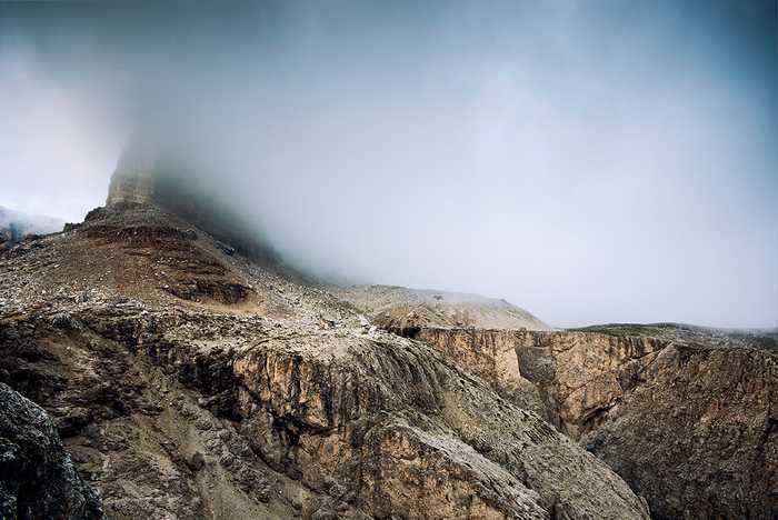 学生摄影作品 你从未见过如此的阿尔卑斯