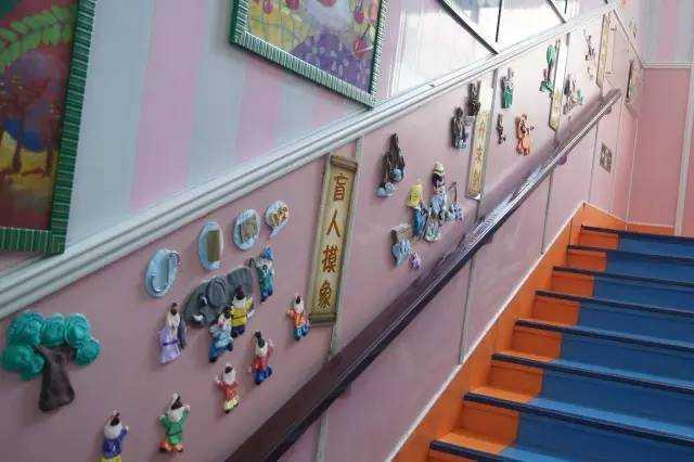 幼儿园走廊吊饰布置与主题墙布置,新学期就这样布置!
