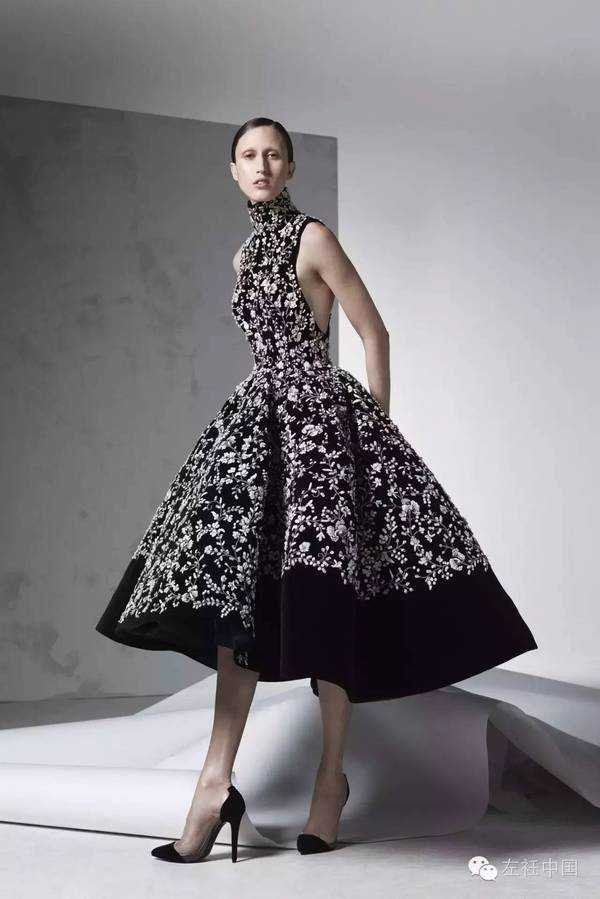 服装设计花样裙摆图片
