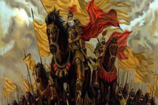 天下1��y��K�����n��&_一场战争让大明朝发现贵州巨木参天,下令凡皇宫修建,必从贵州取
