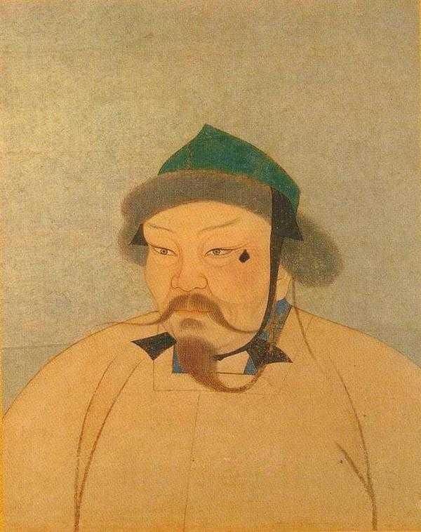 明朝 帝王画像中,由始至终,我就只关心一个人,那就是 朱元璋 同志