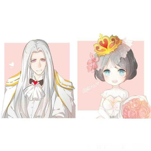 孙悟空(至尊宝)和露娜(紫霞仙子)