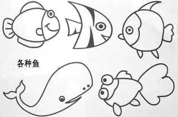 生活 文章详情  超简单,几笔一个小动物,几秒就能学会!