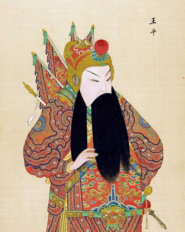 三国演义京剧人物