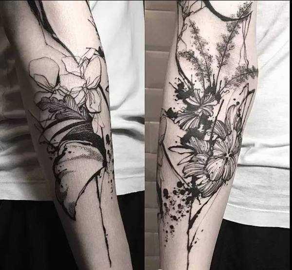 想了好几年的纹身不知道纹哪?七个绝佳位置供你参考!