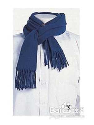 男士围巾的系法图解攻略,时尚全面解读