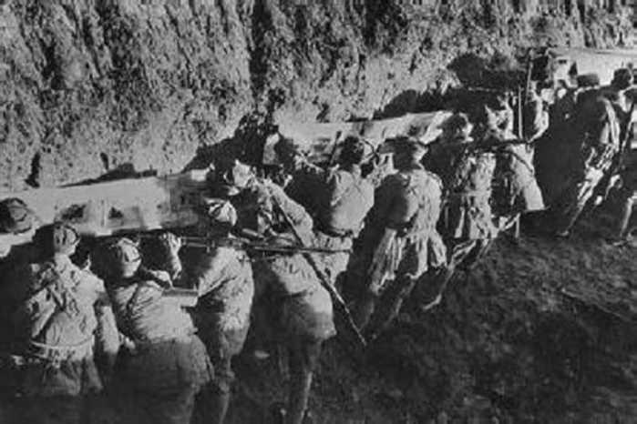 淮海战役为解放军渡江作战奠定了基础淮海战役,是解放战争时期中国