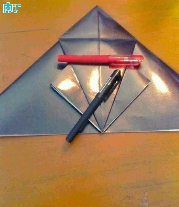 万圣节蝙蝠手工制作 万圣节蝙蝠手工折纸教程图解