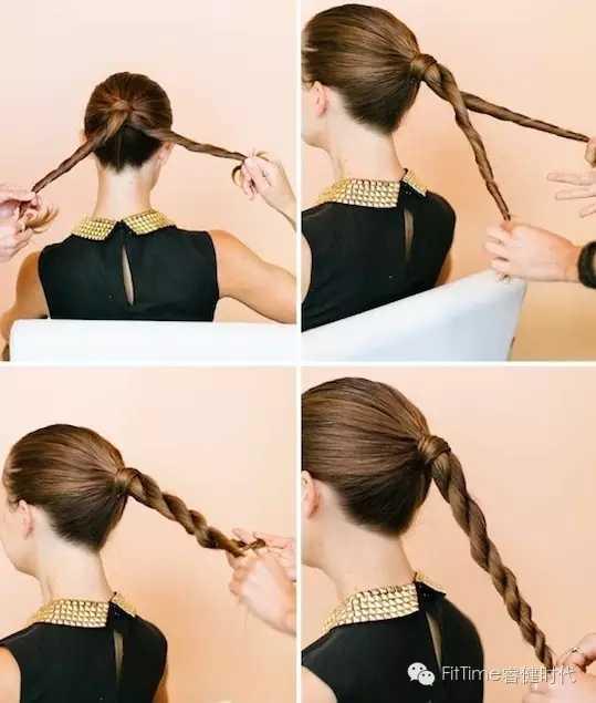 七款适合女生运动发型,让你跑出风头~!