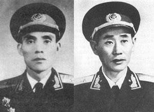 中国最牛的军长_哪位开国将军被邓小平称为 军中惹不起的人