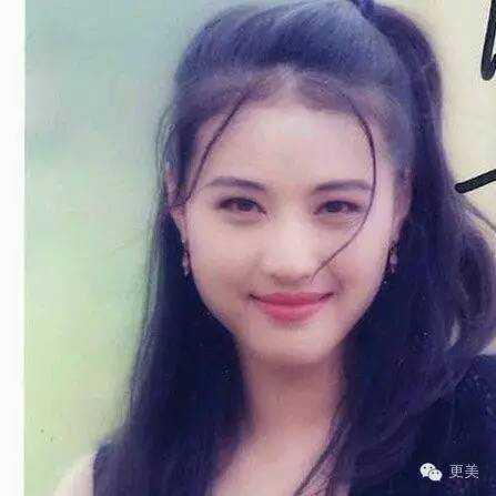 美到让人窒息的香港台湾女星:除了林青霞朱茵