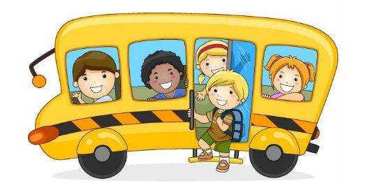 校车的班车,我就上前听了听,结果看见一个司机在车上对孩子是又打又骂图片