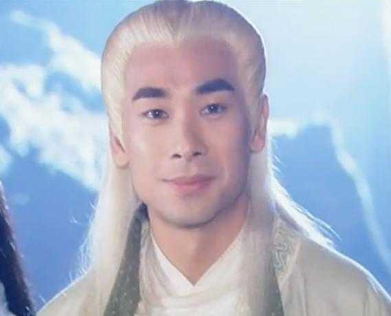 十大惊艳古装白发美男,焦恩俊只能排第三,他第一!