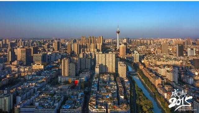 天府之国:蓉城成都