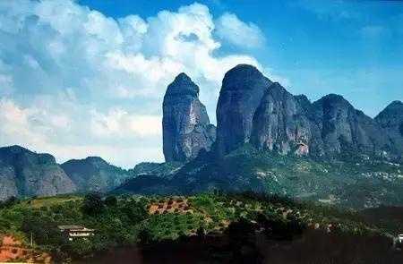 在广西,一个天然的森林氧吧,叫桂平龙潭国家森林公园.