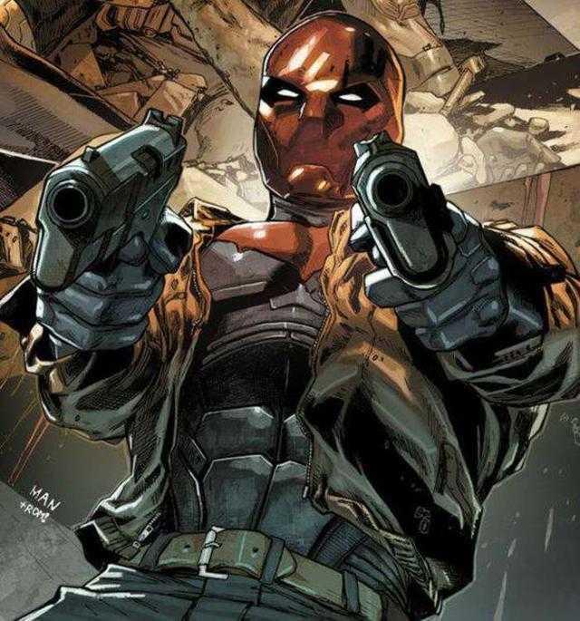 三代蒂姆在杰森死后一年继任罗宾,直到蝙蝠侠的儿子达米安继任之前图片