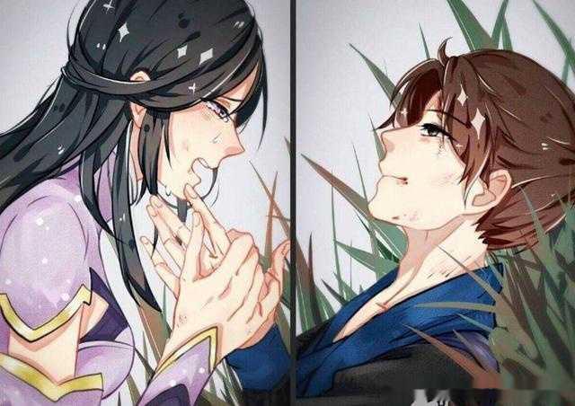 周瑜(真爱至上)和小乔(纯白花嫁)