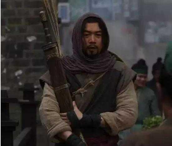 任万杰评《水浒传》之二:杨志带藤条,丢了生辰纲