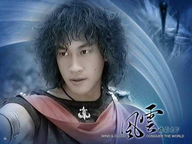 2005年,何润东在电视剧《风云2》里饰演步惊云