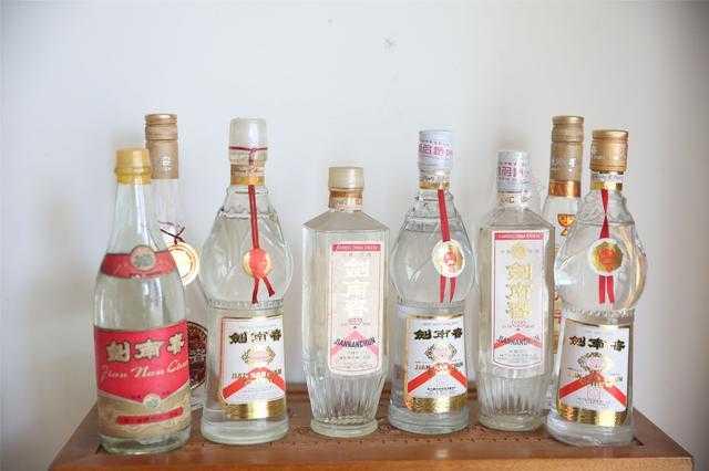 中国八大名酒_八大名酒中的剑南春