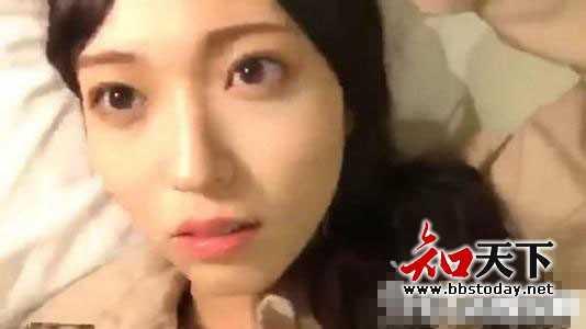 日本教你做爱视频_日本akb48姐妹团ngt4821岁成员山口真帆,因为在直播中不时传出急促