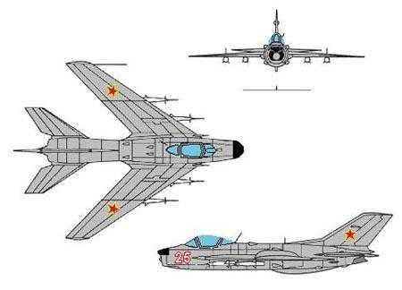 苏联第一代超音速战机:发动机要分开点火的米格-19