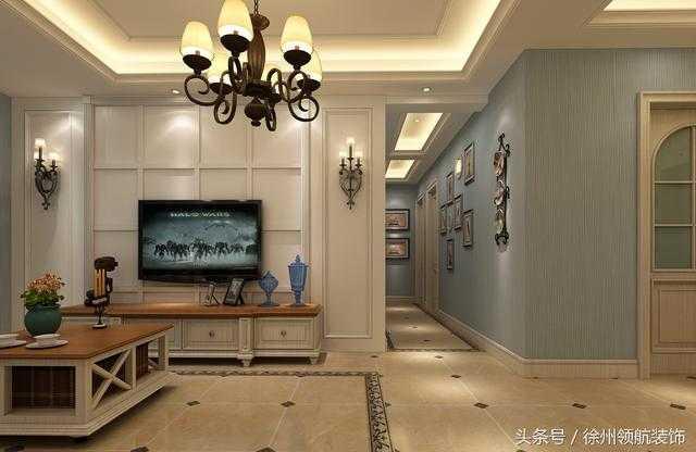 徐州和平上东95平方房子装修成这样,给我豪宅也不换!