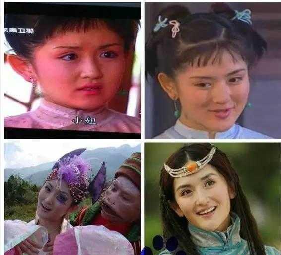谢娜演的电视剧_有人说看谢娜以前的电视剧,下巴和额头变了,跟现在一点不一样 翻看
