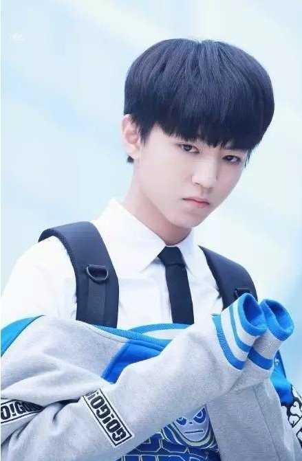 看看王俊凯在学校是!