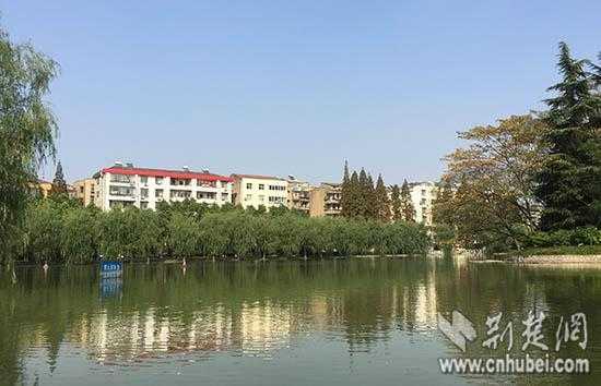 潜江市园林城区水系连通工程顺利通水