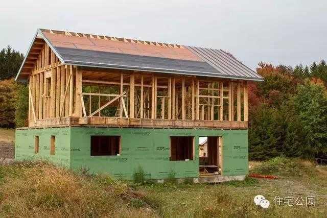 美国农村建房不用砖 木结构红砖哪个好?