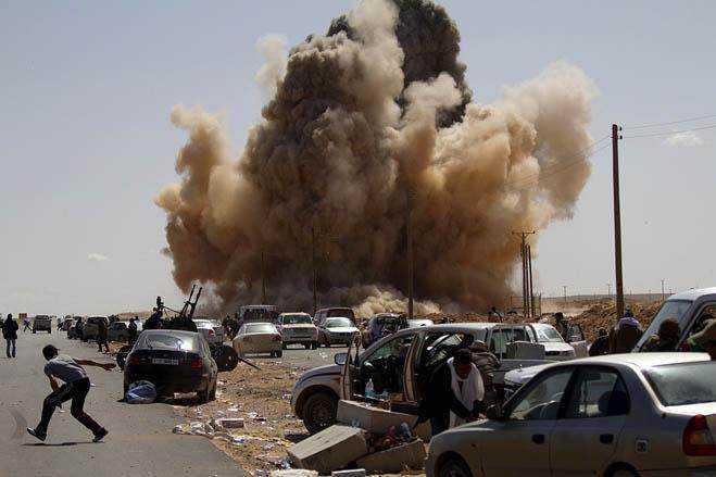 2014利比亚最新局势_不断恶化的局势促使越来越多的利比亚人呼吁恢复前领导人卡扎菲主张的