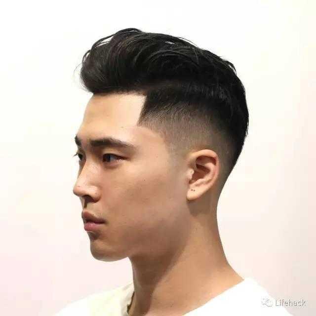 所以 以后别再说男生只需看脸了 发型也是相当重要 下面就给20~35岁左