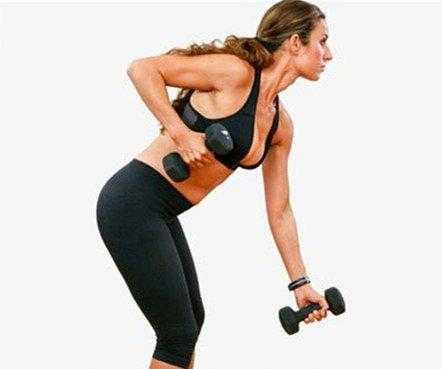 大臂训练方法图解