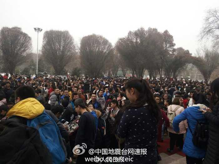 新疆呼图壁县发生6.2级地震 网友称35楼震感很强