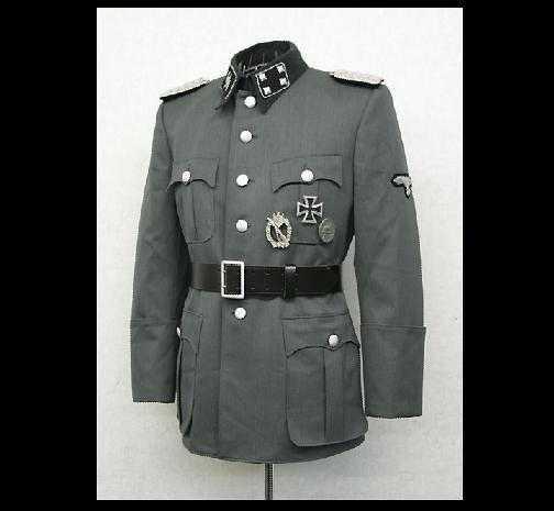 二战时期哪国的军装最好看?