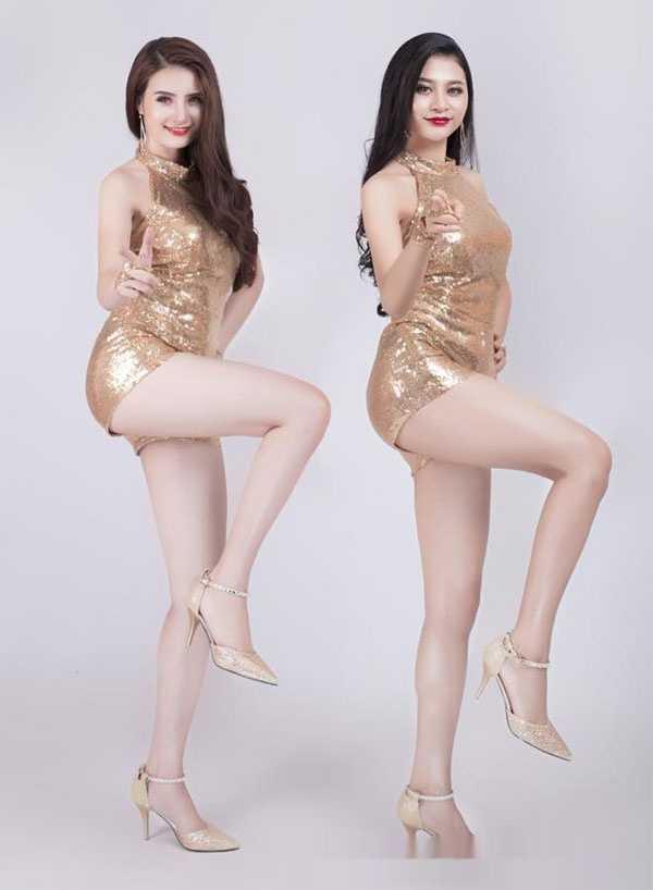越南明星姐妹组合开演唱会 演唱和舞蹈魅力十足图片