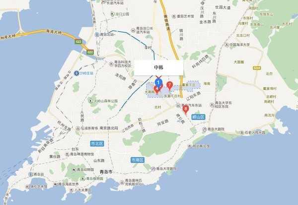 崂山区政府迁蓝谷,撤城阳区设红岛区……针对近日网友在网上发布青岛
