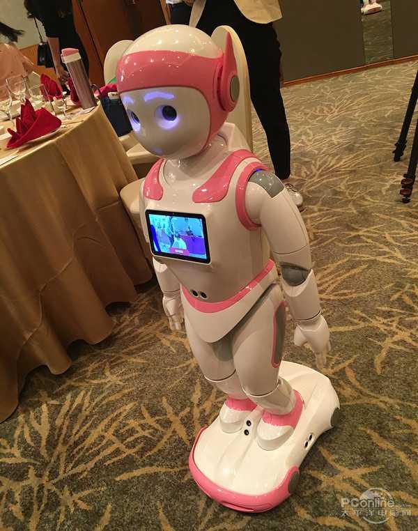 """阿凡达i宝机器人即将量产面向全球挑战""""pepper""""开豪视频美女车图片"""