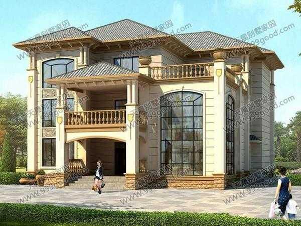 农村三层别墅设计图,漂亮大气你值得拥有!
