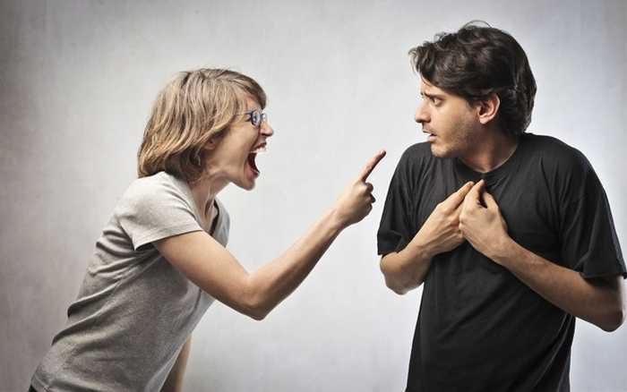 吵架有技巧,情侶之間這樣吵架遲早分手圖片