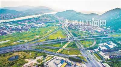 连接7个港区,将串联起古雷港经济开发区,厦门港南岸新城,环东山岛经济